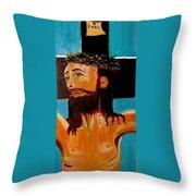 Yeshua Throw Pillow