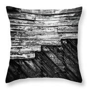 Yingyang Wall Detail Throw Pillow