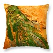 Yinka - Tile Throw Pillow