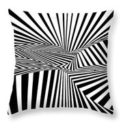 Yllub Ylloow Throw Pillow