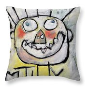 Ymmit Throw Pillow