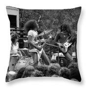 Ynt #11 Throw Pillow