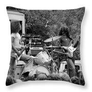 Ynt #12 Crop 2 Throw Pillow