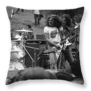 Ynt #3 Throw Pillow