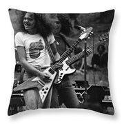 Ynt #3 Crop 2 Throw Pillow