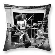 Ynt #5 Crop 2 Throw Pillow