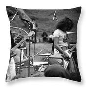 Ynt #7 Throw Pillow