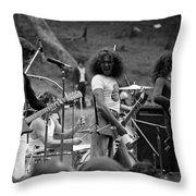 Ynt #8 Throw Pillow