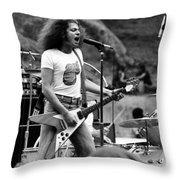 Ynt #9 Crop 2 Throw Pillow