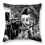 Ynt #9 Crop 3 Throw Pillow
