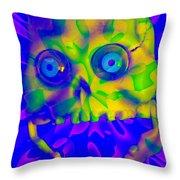 Astrophagus Throw Pillow