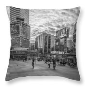 Yonge-dundas Square Throw Pillow