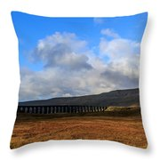 Yorkshire Dales - 26 Throw Pillow