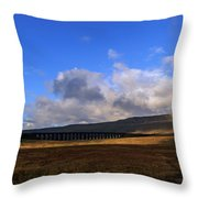 Yorkshire Dales - 27 Throw Pillow