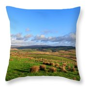 Yorkshire Dales - 28 Throw Pillow