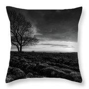 Yorkshire Serenity Throw Pillow