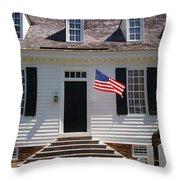 Yorktown II Throw Pillow