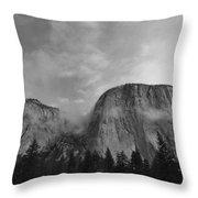 Yosemite 6 Throw Pillow