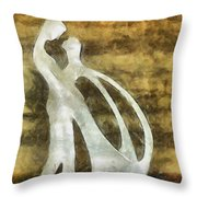 You And I 1 Throw Pillow