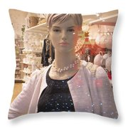 You Are Back  Throw Pillow