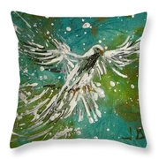 You Are His Masterpiece Throw Pillow