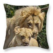 You Are Mine Throw Pillow