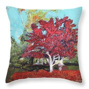 You Are My Heart Throw Pillow