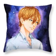 You Are Out Of This World Throw Pillow