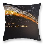You Are That Throw Pillow