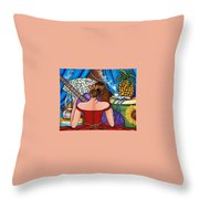 You Belong To Me Throw Pillow