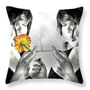 You Choose Throw Pillow