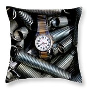You Guessed It - Spring Time Throw Pillow