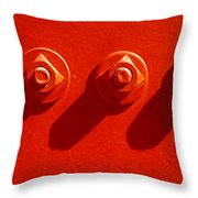 You Guys Are Nuts Throw Pillow