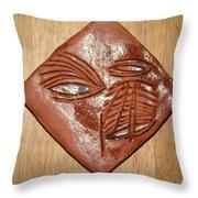 You Hear - Tile Throw Pillow