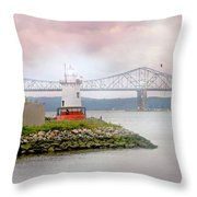 You Know How To Love Me Throw Pillow
