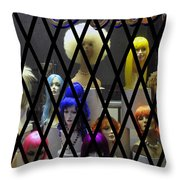 You Look Marvelous Throw Pillow