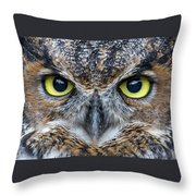 You Look Tasty Throw Pillow