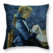 You Looking For Something? Throw Pillow