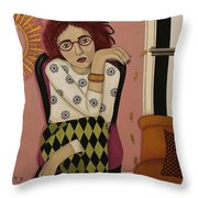 You Missed This Time Throw Pillow