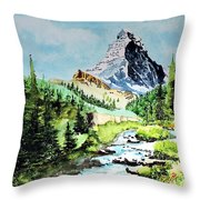 You Must Be At Least This Tall... Throw Pillow