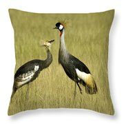 You Must Be My Mother Throw Pillow