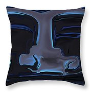 You N Me Throw Pillow