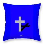 You Raise Me Up Throw Pillow