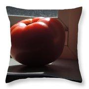 You Say Tomato Throw Pillow