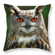 You Talking To Me Throw Pillow