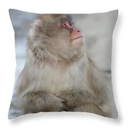 You Up There Throw Pillow