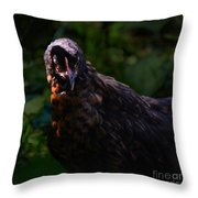 You Want A Piece Of Me? Throw Pillow