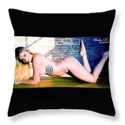 You Want Me To Do What? Throw Pillow