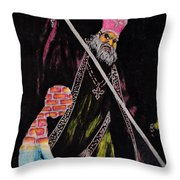 You Will Be Saved Throw Pillow