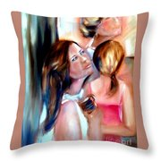 You Would Have Loved Her Throw Pillow